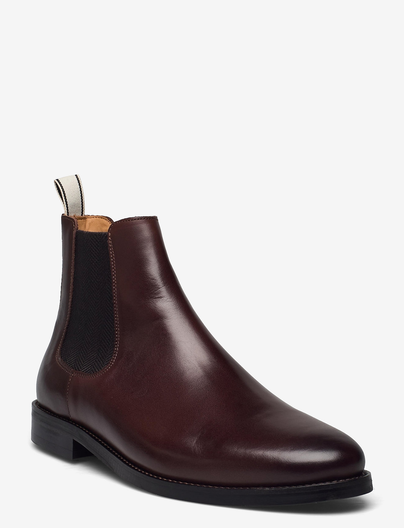 GANT - Sharpville Chelsea Boot - chelsea boots - dark brown - 0