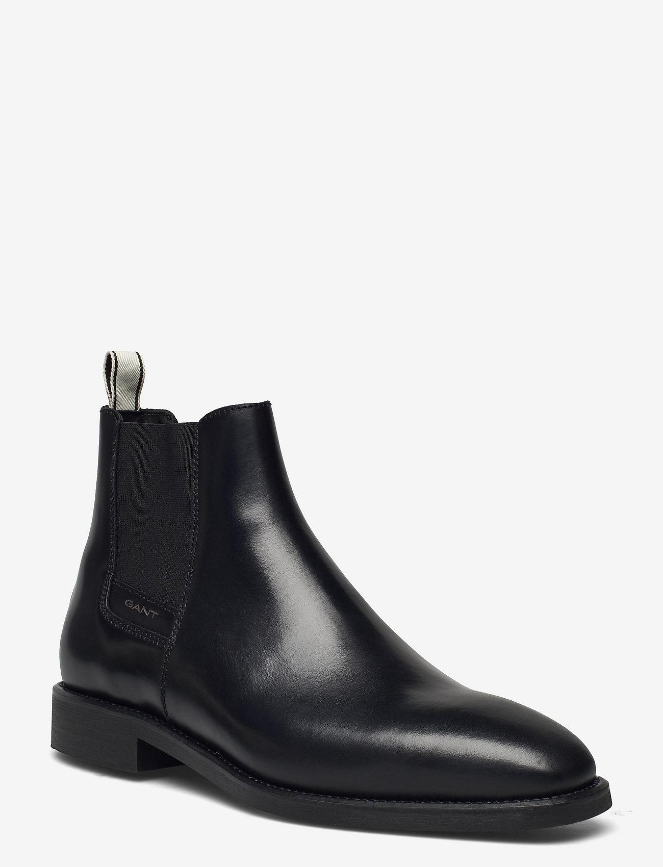 GANT - James chelsea boot - chelsea boots - black - 0