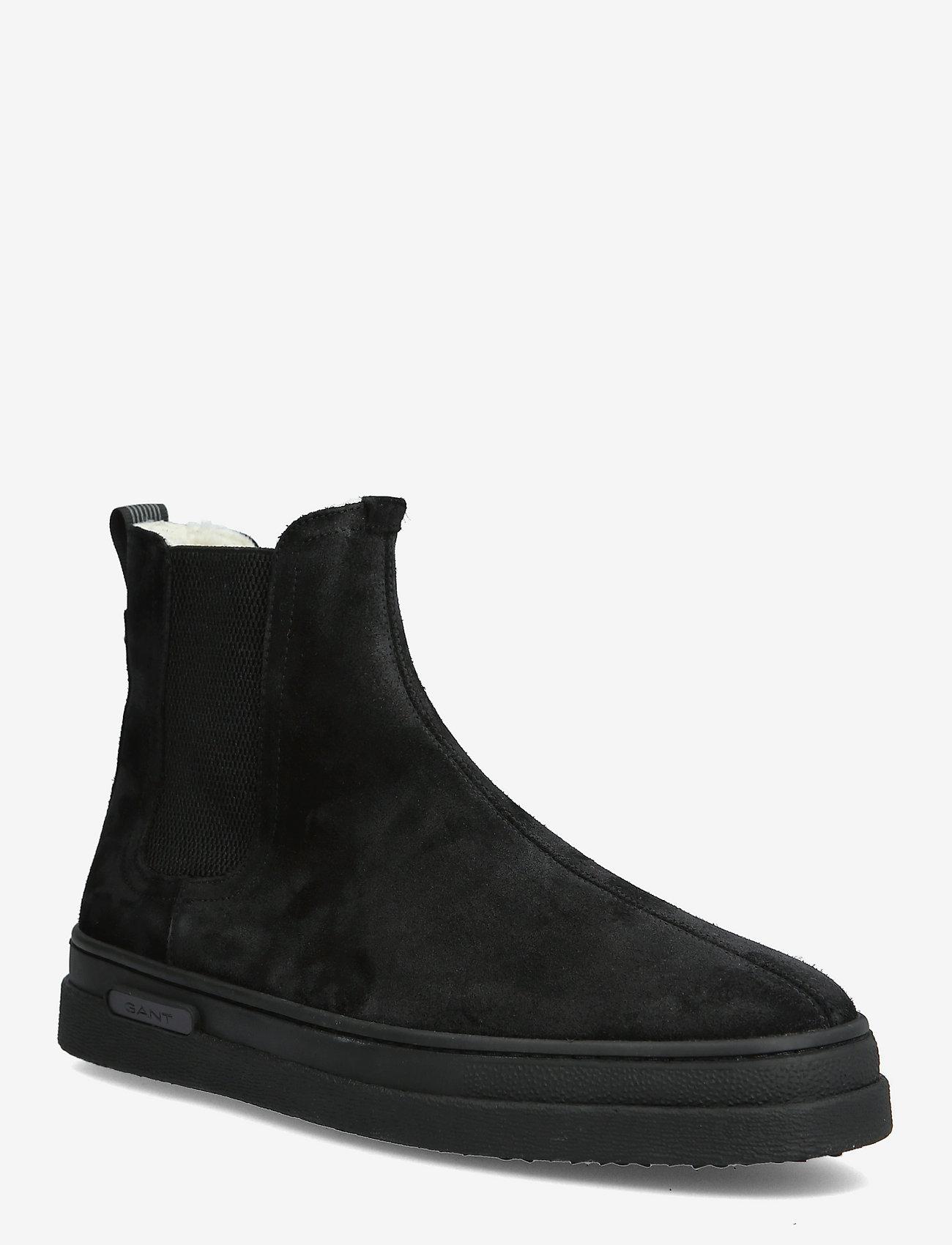GANT - Cloyd Chelsea - chelsea boots - black - 0