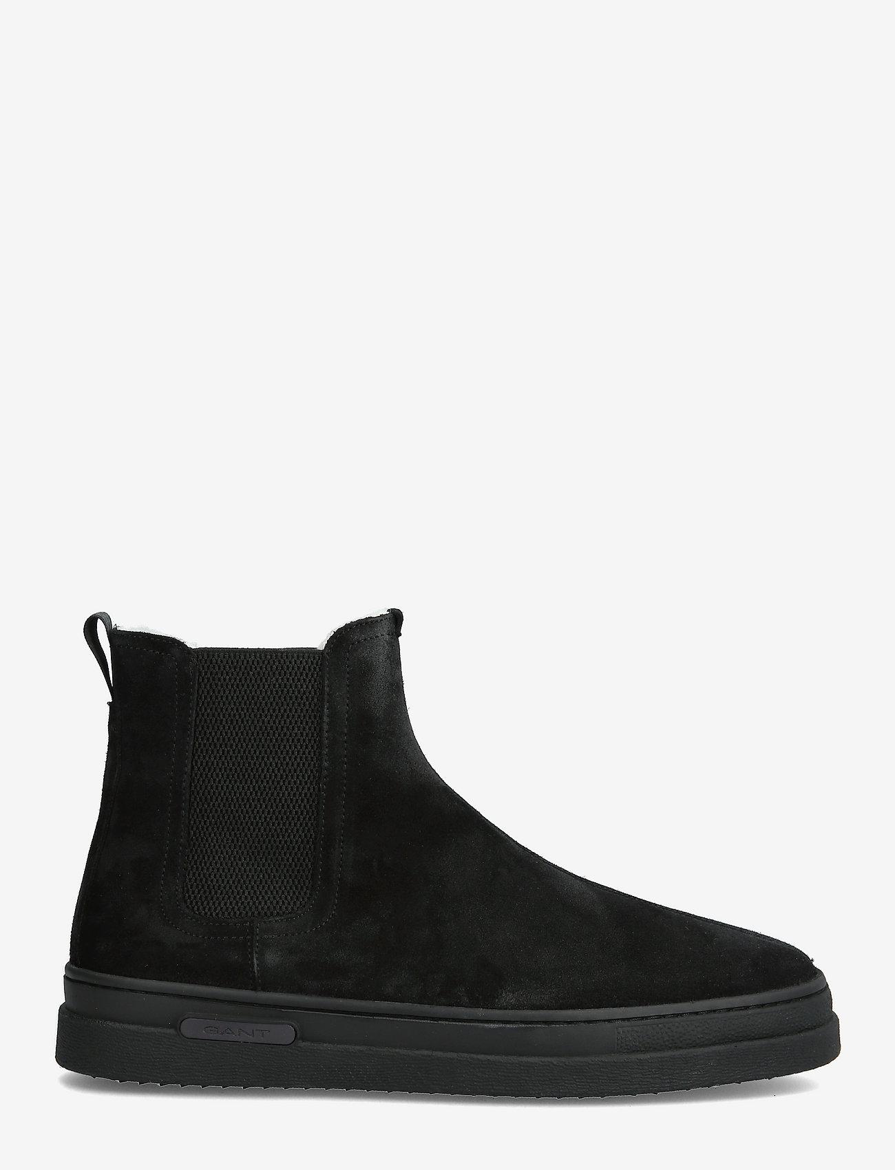 GANT - Cloyd Chelsea - chelsea boots - black - 1