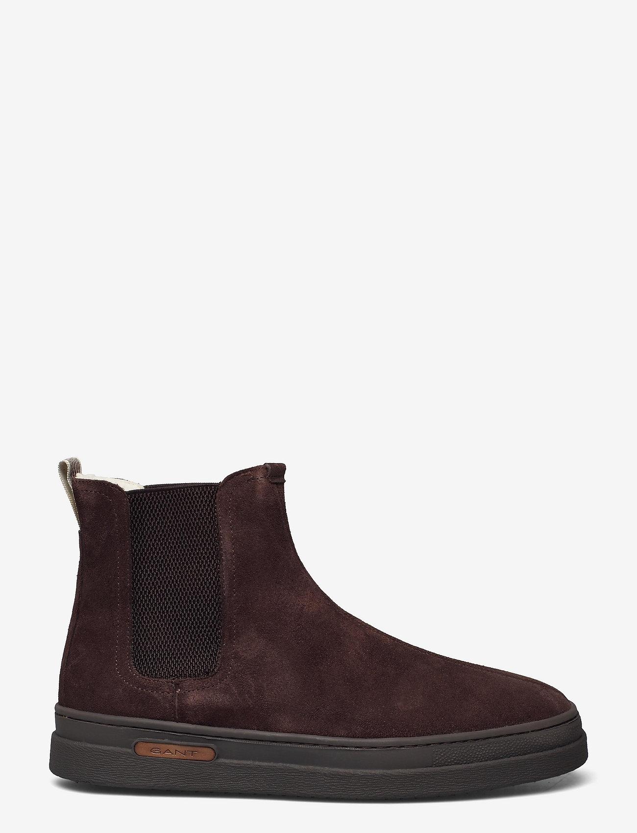 GANT - Cloyd Chelsea - chelsea boots - dark brown - 1