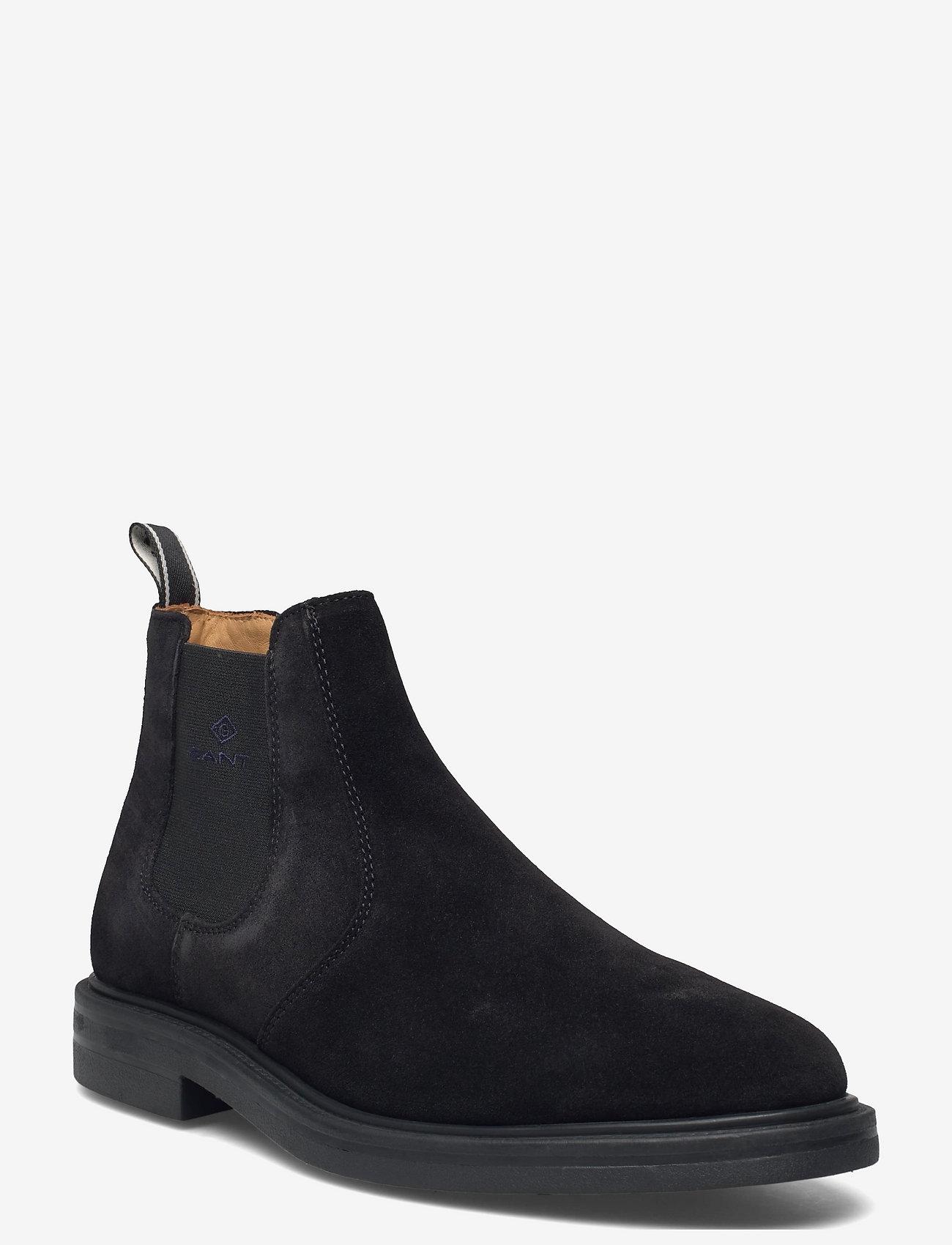 GANT - Kyree Chelsea - chelsea boots - black - 0