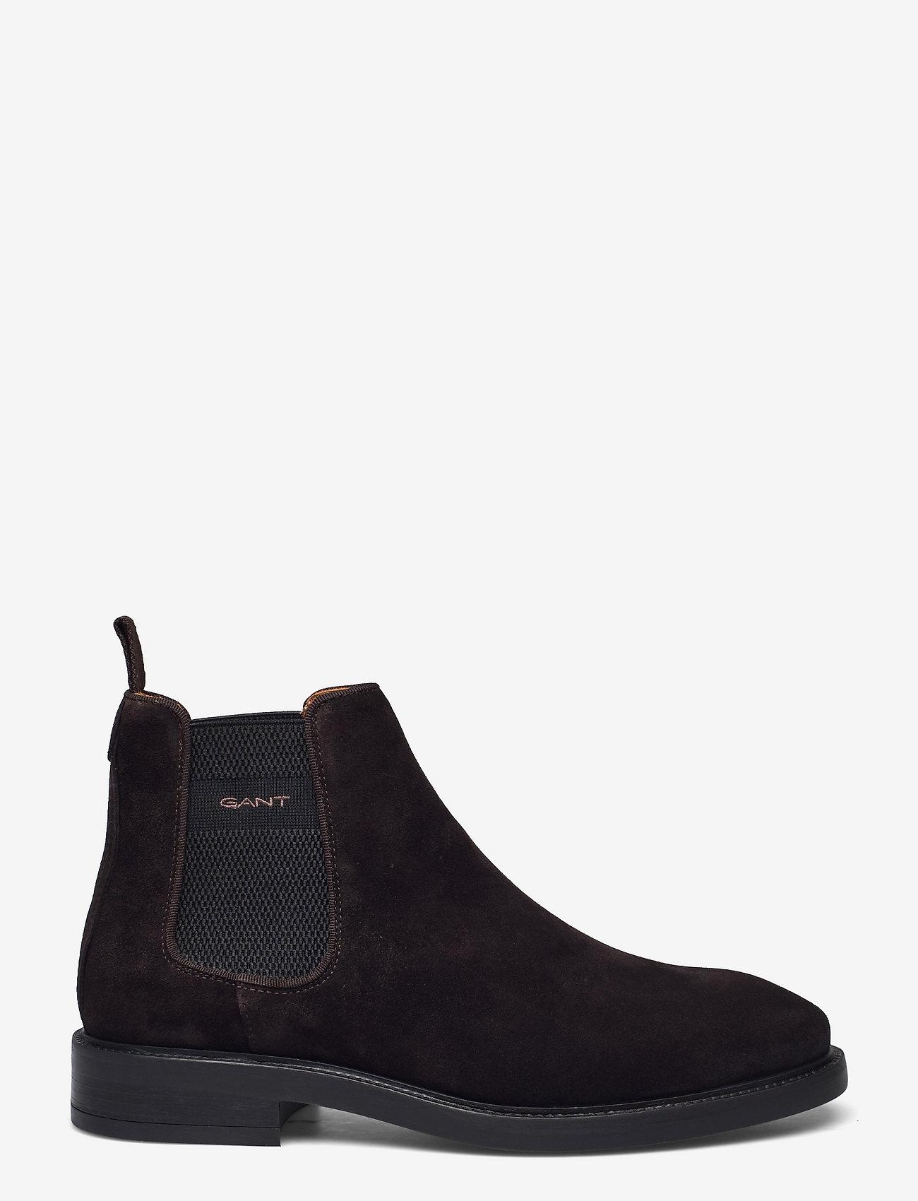 GANT - Flairville Chelsea - chelsea boots - dark brown - 1
