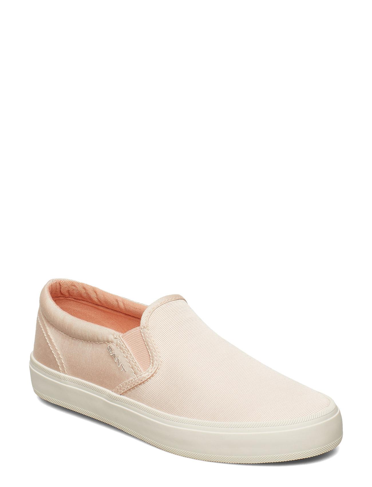 GANT Zoee Slip-on shoes - SILVERPINK