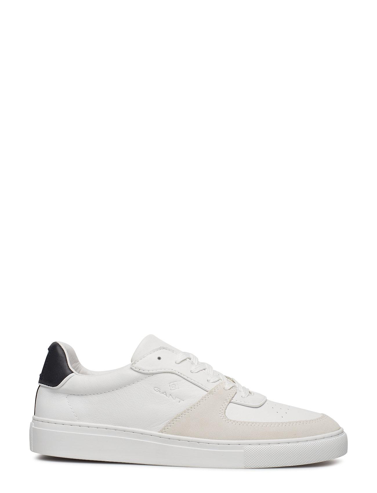Gant Denver Cupsole Low Niedrige Sneaker Weiß GANT Herren