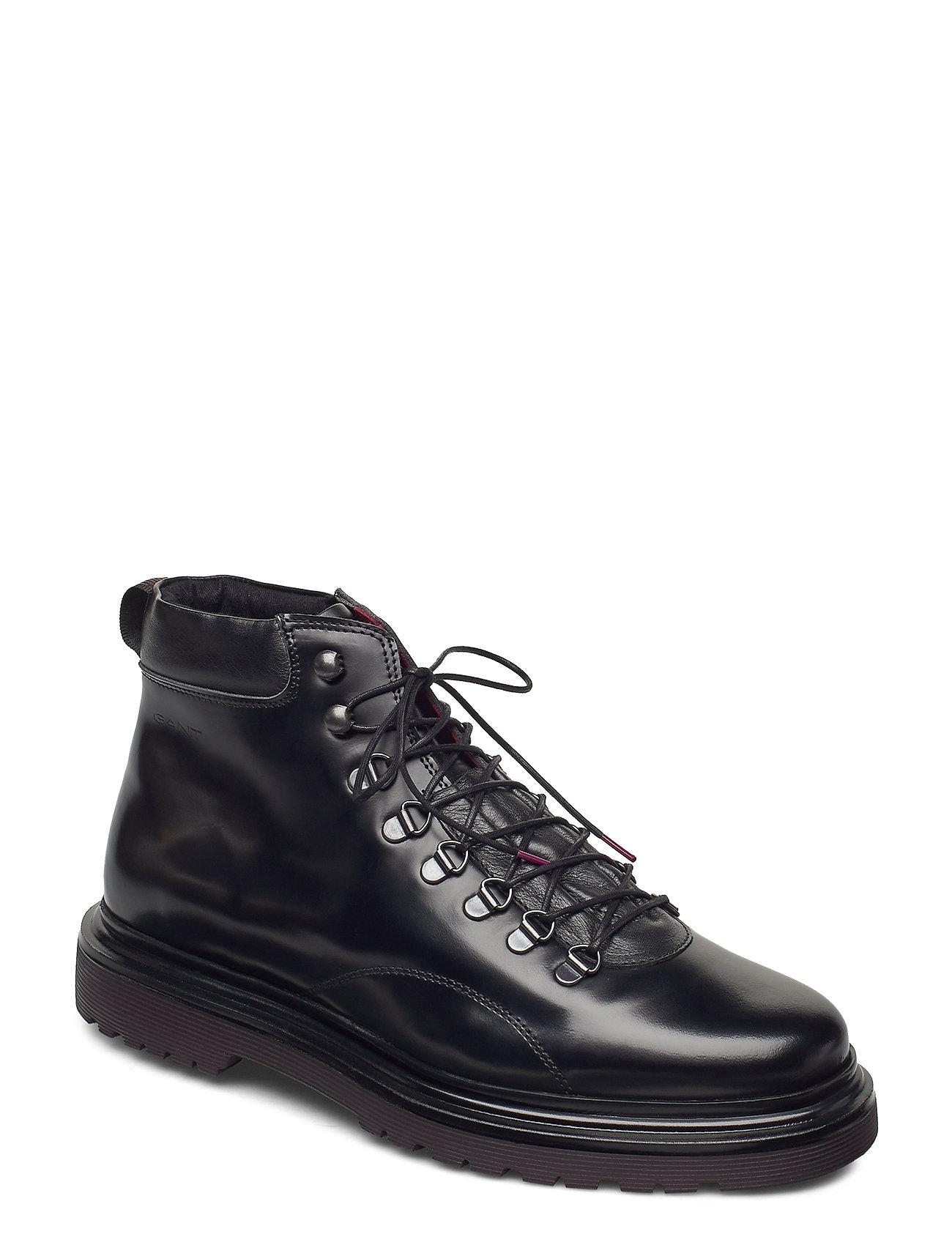 Zwarte Heren Gant Laarzen online kopen? Vergelijk op Schoenen.nl