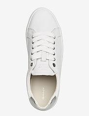 GANT - Seaville Sneaker - låga sneakers - bright wht./silver - 3
