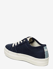 GANT - Leisha Low lace shoes - low top sneakers - marine - 2