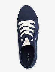 GANT - Leisha Low lace shoes - low top sneakers - marine - 3