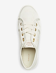 GANT - Leisha Low lace shoes - låga sneakers - silver gray - 3
