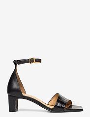 GANT - Alabasta Sandal - høyhælte sandaler - black - 1