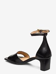 GANT - Alabasta Sandal - høyhælte sandaler - black - 2