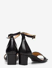 GANT - Alabasta Sandal - høyhælte sandaler - black - 4