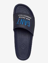 GANT - Beachrock Sport Sandal - pool sliders - marine - 3