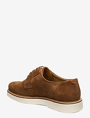 GANT - Prepburg Low lace shoes - chaussures lacées - cognac - 2