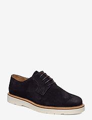 GANT - Prepburg Low lace shoes - chaussures lacées - marine - 0