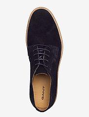 GANT - Prepburg Low lace shoes - chaussures lacées - marine - 3