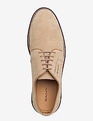 GANT - St Akron Low lace shoes - chaussures lacées - dry sand - 3