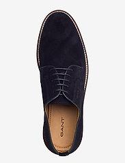 GANT - St Akron Low lace shoes - chaussures lacées - marine - 3