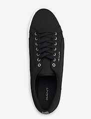 GANT - Champroyal Low laceshoes - low tops - black - 3