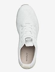 GANT - Brentoon Sneaker - low tops - white - 3