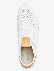 GANT - Brentoon Sneaker - low tops - white - 3