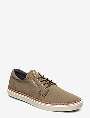 GANT - Prepville Sneaker - low tops - kalamata green - 0