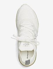 GANT - Hightown Sneaker - low tops - off white - 3
