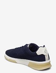 GANT - Hightown Sneaker - low tops - marine - 2