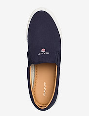 GANT - Sundale Slip-on shoes - baskets slip-ons - marine - 3