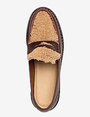 GANT - Woodla Low lace shoes - loafers - sienna brown - 3
