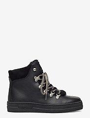 GANT - Breonna Mid lace boot - flade ankelstøvler - black - 1