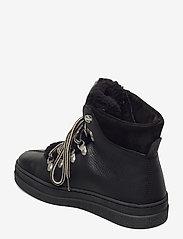 GANT - Breonna Mid lace boot - flade ankelstøvler - black - 2