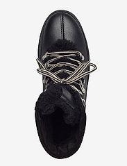 GANT - Breonna Mid lace boot - flade ankelstøvler - black - 3