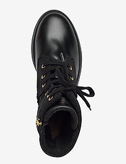 GANT - Windpeak Mid lace boot - platta ankelboots - black - 3