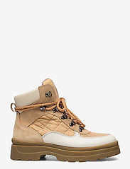 GANT - Windpeak Mid lace boot - laced shoes - multi beige - 1