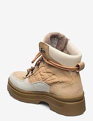 GANT - Windpeak Mid lace boot - laced shoes - multi beige - 2