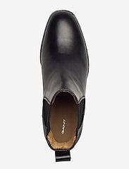 GANT - Dellar Chelsea - chelsea boots - black - 3