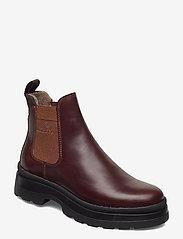 GANT - Windpeak Chelsea - chelsea boots - sienna brown - 0