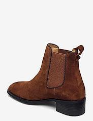 GANT - Dellar Chelsea - chelsea boots - cognac - 2
