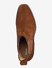 GANT - Dellar Chelsea - chelsea boots - cognac - 3