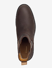 GANT - Ashleyy Chelsea - chelsea boots - dark brown - 3