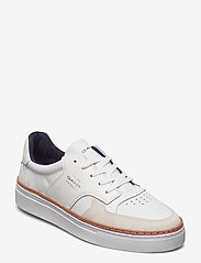 GANT - Mc Julien Cupsole low - niedriger schnitt - bright white - 0