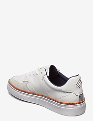 GANT - Mc Julien Cupsole low - niedriger schnitt - bright white - 2