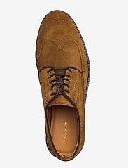 GANT - Flairville Low laceshoes - laced shoes - tobacco brown - 3