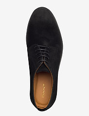 GANT - Flairville Low laceshoes - snøresko - black - 3