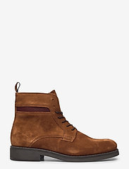 GANT - Brookly Mid lace boot - laced boots - cognac - 1
