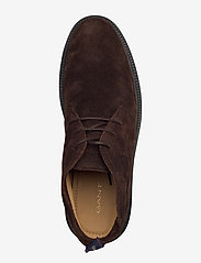 GANT - Kyree Mid lace boot - desert boots - dark brown - 3