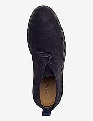 GANT - Kyree Mid lace boot - desert boots - marine - 3