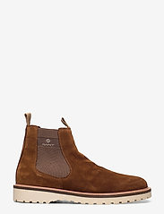 GANT - Roden Chelsea boot - chelsea boots - cognac - 1